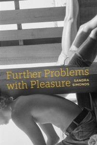 Cover design for Further Problems with Pleasure